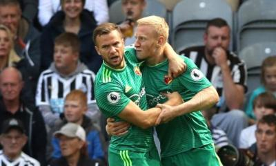 Newcastle United 1-1 Watford