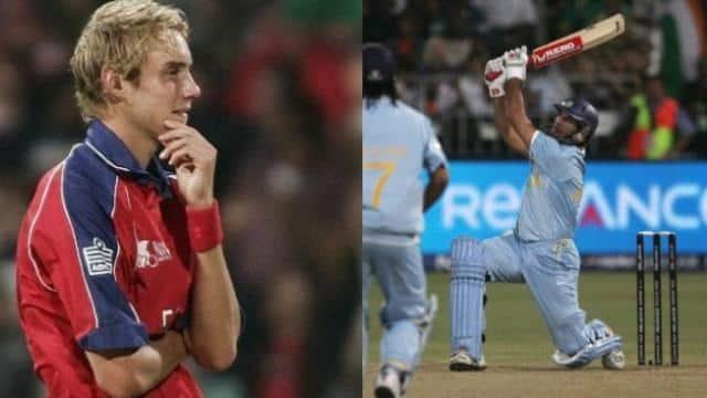युवराज सिंह को याद आया '6 छक्कों' वाला मैच, स्टुअर्ट ब्रॉड ने कही दिल जीतने वाली बात