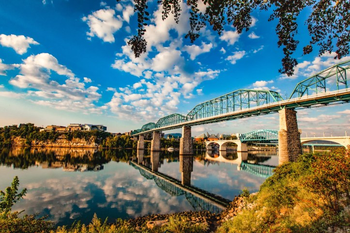 Chattanooga in the Spring-PC Chattanooga CVB