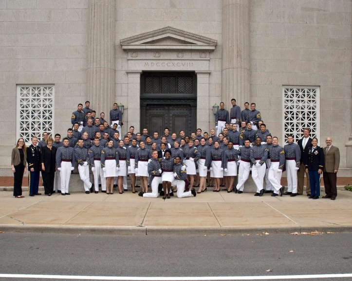 west point glee club photo