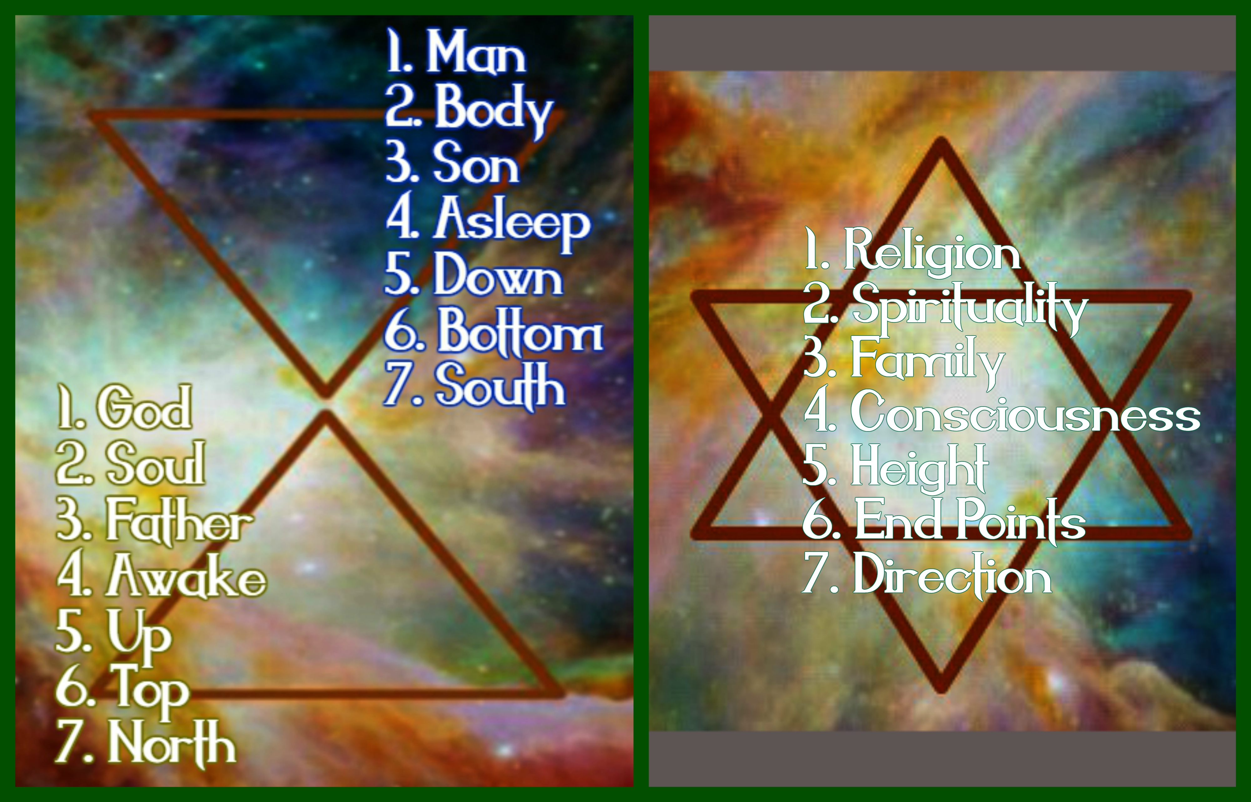 The Symbolism Of The Star Of David The Star Of David