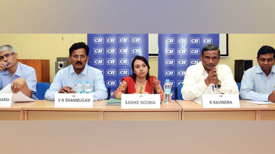 CII Session on e-waste marks Earth Day