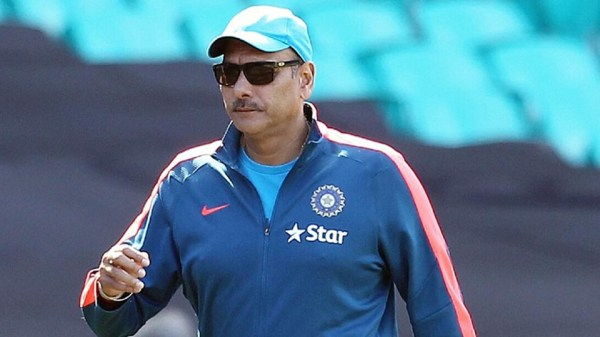 Ravi Shastri appointed as Team India coach - Star of Mysore