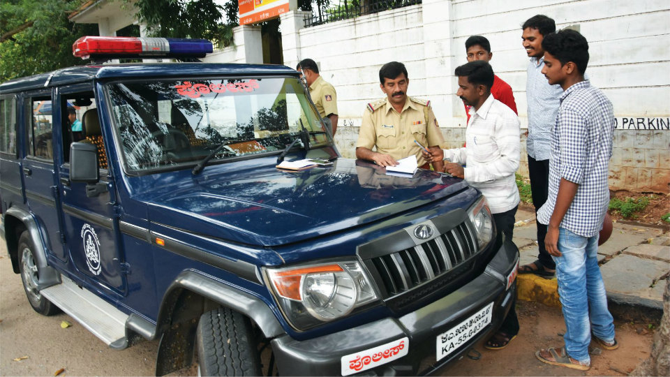 Operation Cheetah: Rs. 5.61 lakh fine collected from traffic offenders
