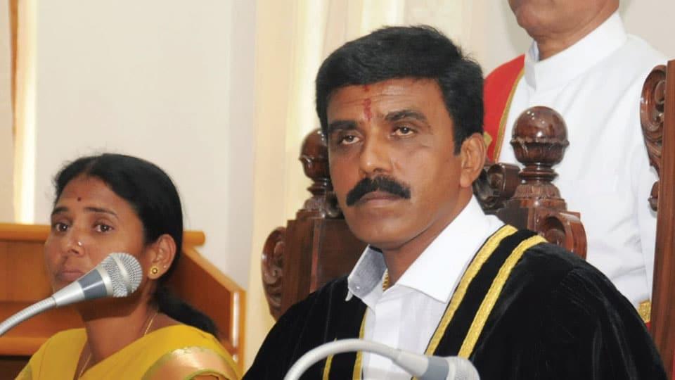 29th Mayor M.J. Ravikumar's term ends today: New Mayor soon