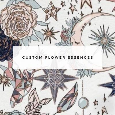astrology flower essences