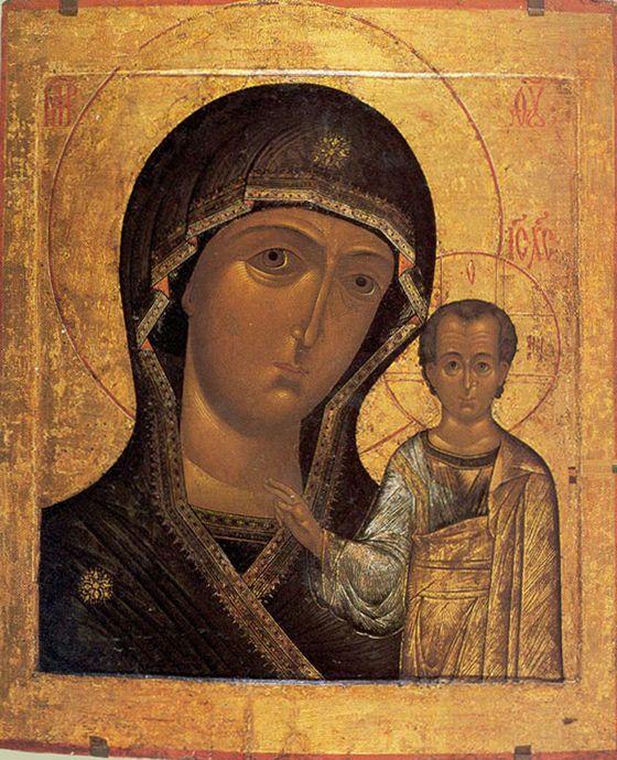 Богородица образ Казанская, праздник, старообрядцы, история