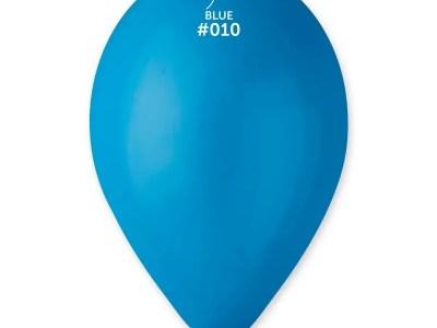 Kummist õhupall sinine (10)