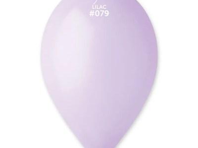 Kummist õhupall helelilla (79)