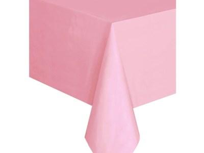Plastikust laudlina roosa 1,37*2,74cm