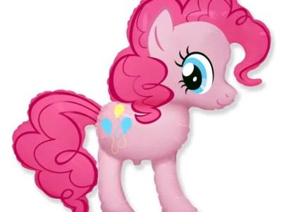 Õhupall Pony 73*43cm