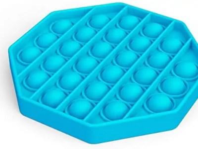 POP IT kandiline sinine 12,5*12,5*1,5cm