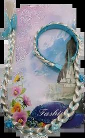 Elsa peavõru koos pika patsiga