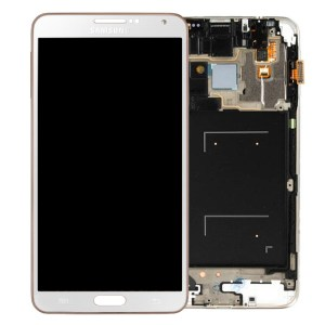 Samsung Galaxy Note 3 White LCD Screen
