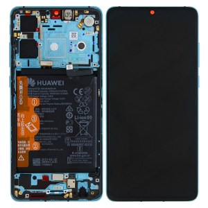 HUAWEI P30 LCD DISPLAY ASSEMBLY BLUE