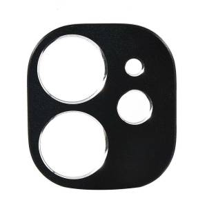 For iPhone 11 Replacement Back Camera Ring Black