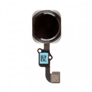 Home Button And Flex Cable For iPhone 6S Black