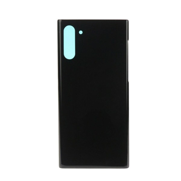 Samsung Galaxy Note 10 Glass Battery Cover Black