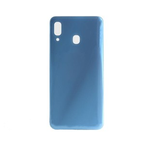 Samsung Galaxy A10 Glass Battery Cover Blue