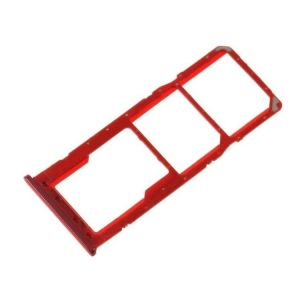 For Samsung Galaxy A30 (A305) Replacement Sim Card Tray Holder Red