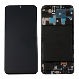 Samsung Galaxy A20 Black LCD Screen