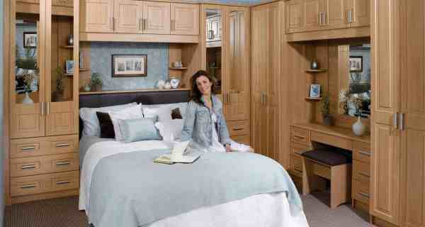 American Cherry Fitted Bedrooms Warrington