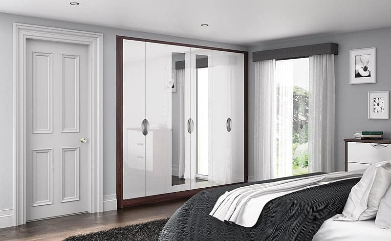 fitted wardrobes warrington
