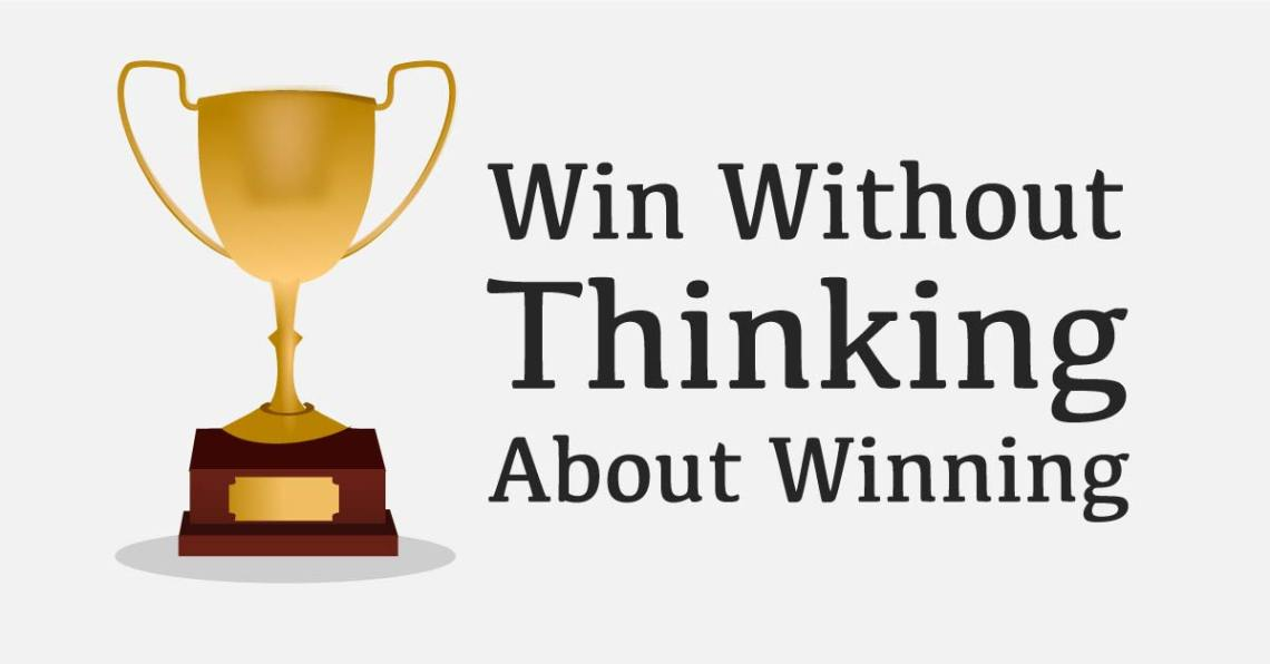 How to Win Without Thinking About Winning Feat. Nick Saban