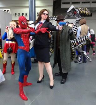 Spider Man & Dr. Octopus