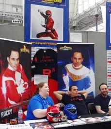 Steve Cardenas - Power Rangers