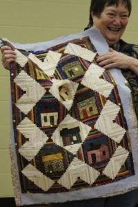 Diana Van HIse - Mini quilt