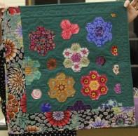 Diana Van Hise - English Garden quilt