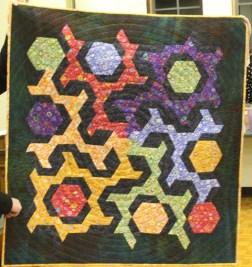 Diana Van Hise - Color quilt
