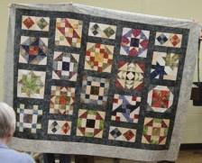 Donna Bohon - Color Me Happy quilt