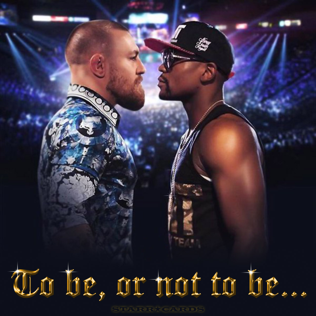 Floyd Mayweather Vs Conor McGregor To Be Or Not To Be