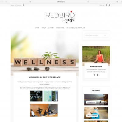 Red Bird Yoga