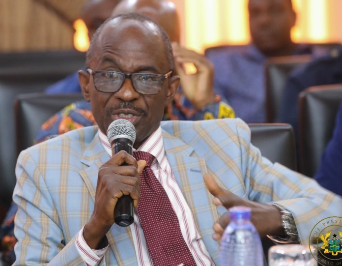 Police secured wrong order to ban NDC protest – Asiedu Nketia 3