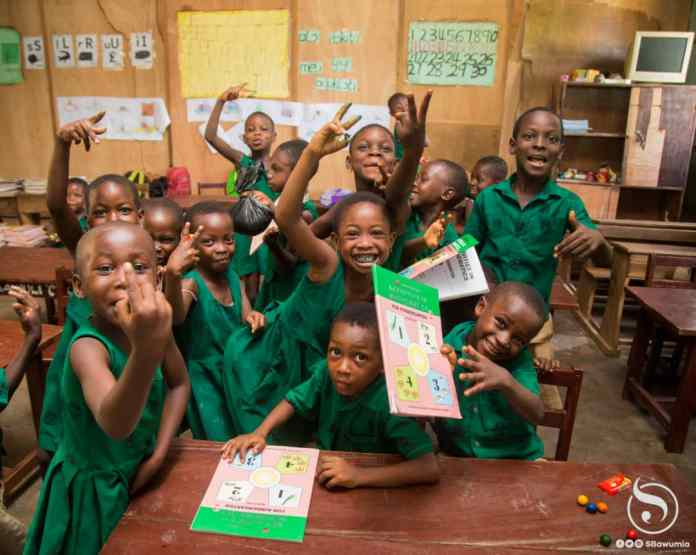 Samira Bawumia's Library-In-A-Box Project reaches Ho cluster of schools 1