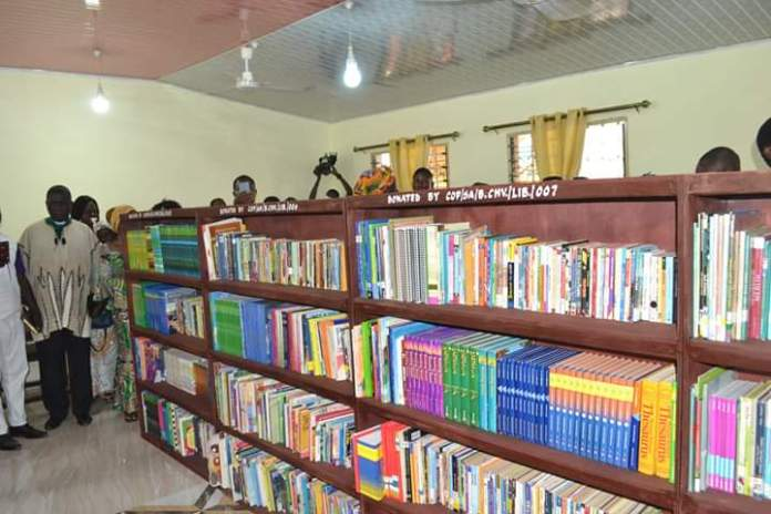 Church of Pentecost commissions Ultra-Modern ICT lab, library at Akyem Nkronso 1