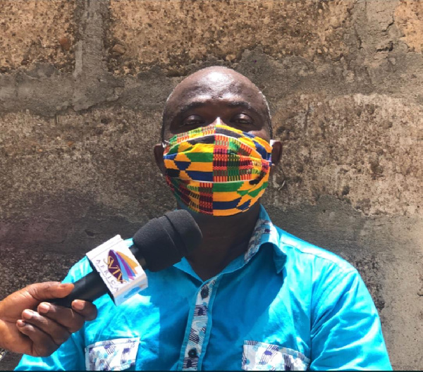 Frederick Drah, one of the 212 persons who have fully recovered after contracting the deadly coronavirus has shared his experiences on the stigma he is facing after he detailed his battle to the media.