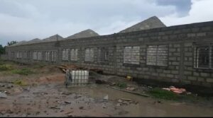 V/R: Adaklu District Assembly expands school infrastructure ahead of re-opening 1