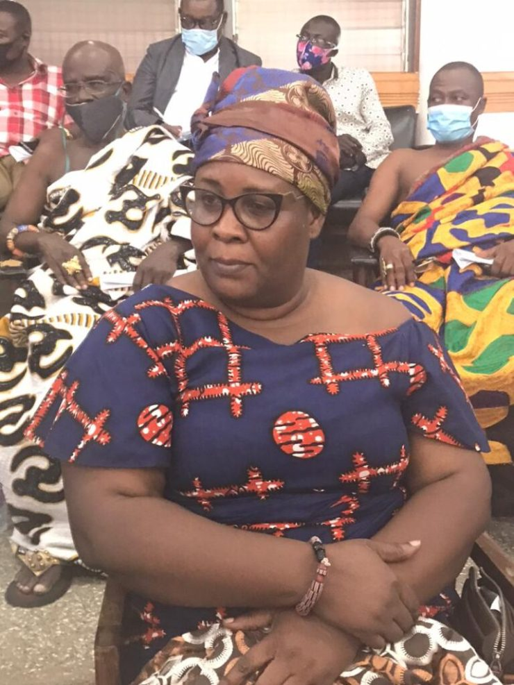 You'll be next Veep – Wassa Fiase Queenmother to Naana Jane 4