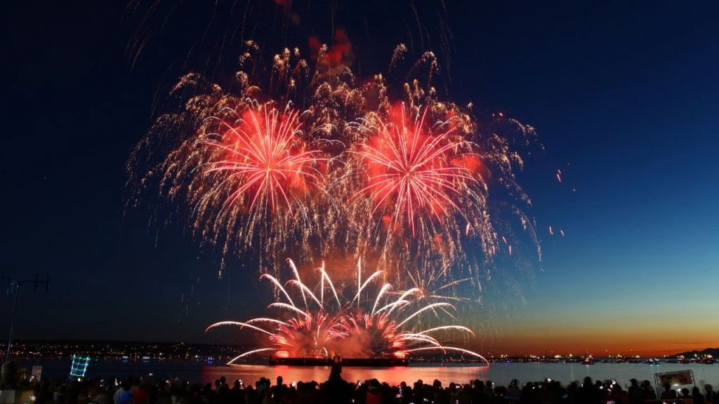 Firework Tournnament 2