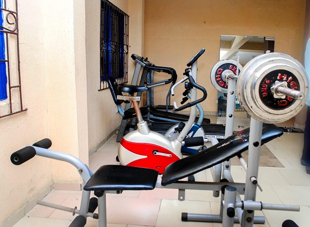 Star Rise Golden International Hotel Gym Equipment