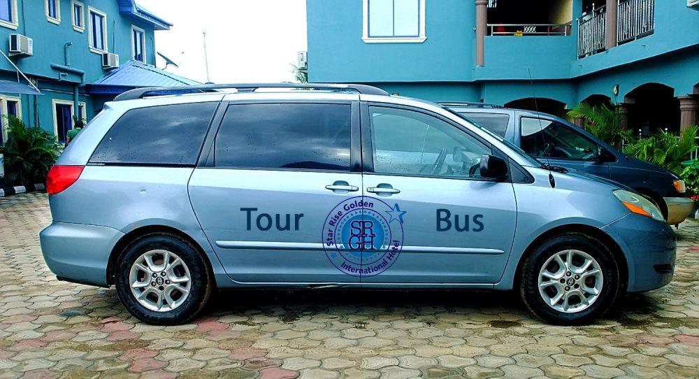 Star Rise Tour Bus