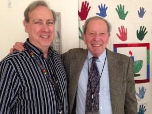 Stuart and Bob