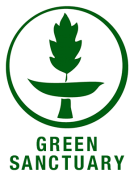We are certified by the UUA as a Green Sanctuary.