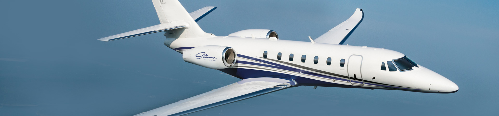 Starr Luxury Jets Medium Private Jet Aircraft Hire
