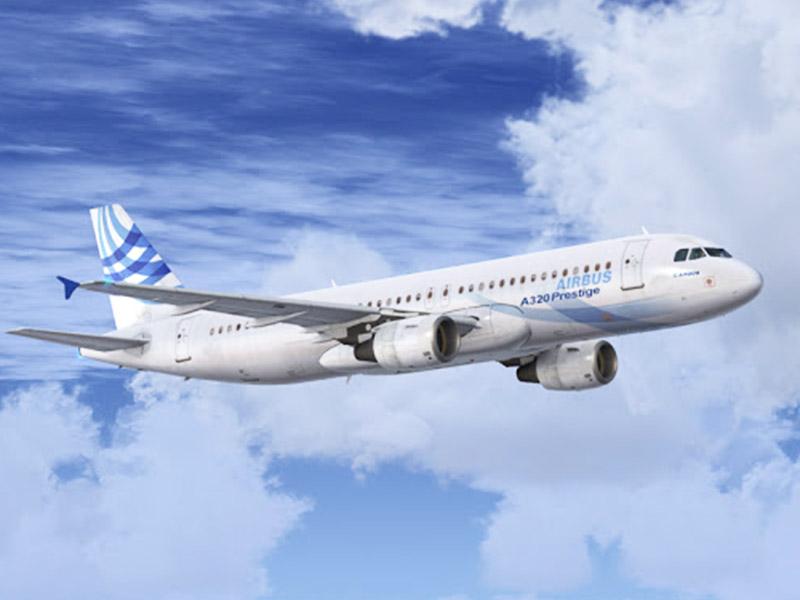 Airbus 320 Prestige Corporate Jet Private Jet Hire