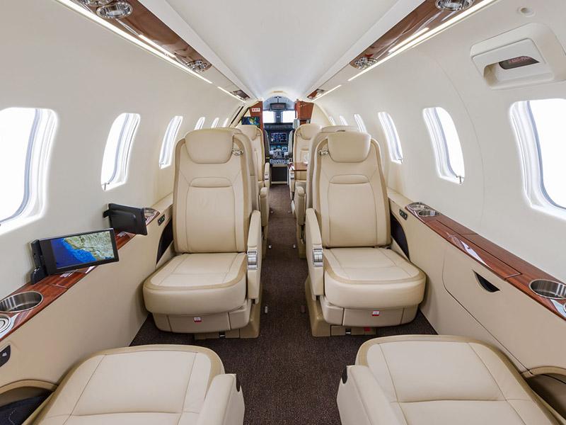 Bombardier Learjet 75 Private Jet Hire